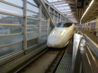 九州新幹線800系つばめ入線131215