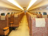 九州新幹線800系普通車シート131215