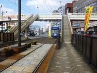 市電長崎駅131215