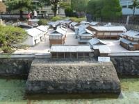 ミニ出島の水門131215