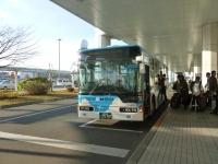 福岡空港国際線連絡バス131215