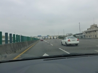 中山高速新營收費站131226
