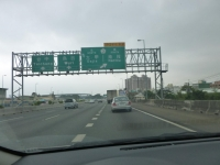 彰化系統(JCT)から第2高速へ131226