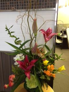 正月用花(会社)