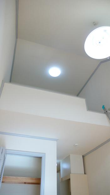 ■ロフト付のお部屋なので天井が高くて開放的です!!!
