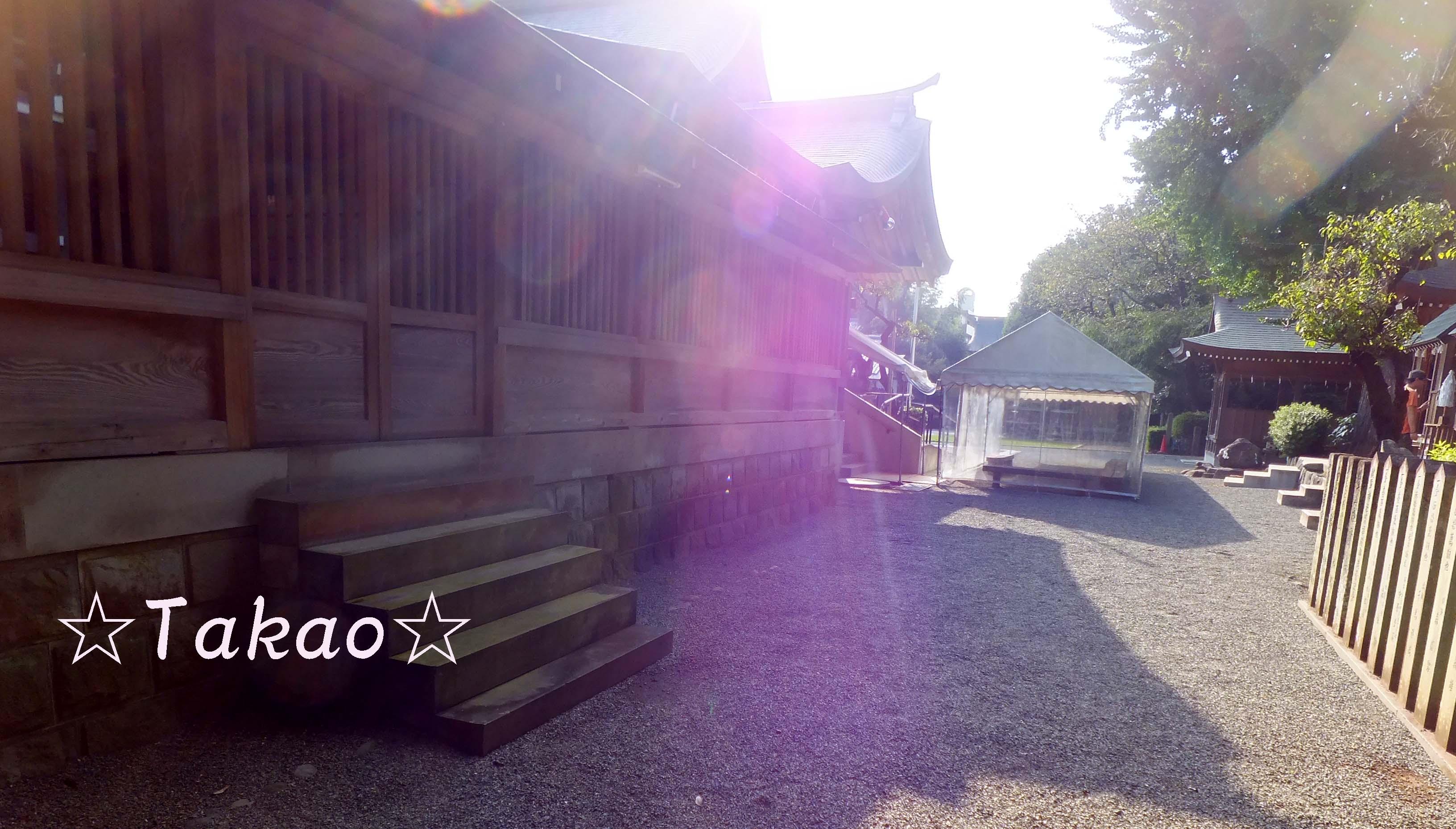建軍神社3