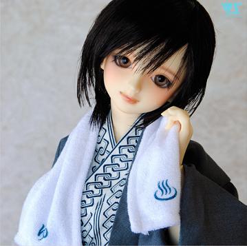 温泉kimono