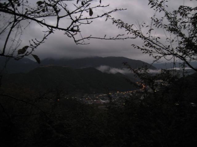 竹田城・夜明け