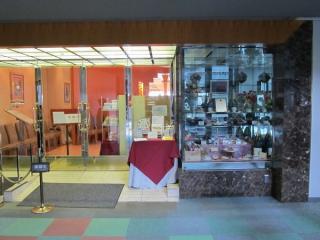 展望ラウンジ南側にある「シビックスカイレストラン椿山荘」