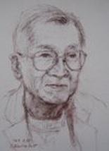 2013-11-23お絵かき爺さん肖像