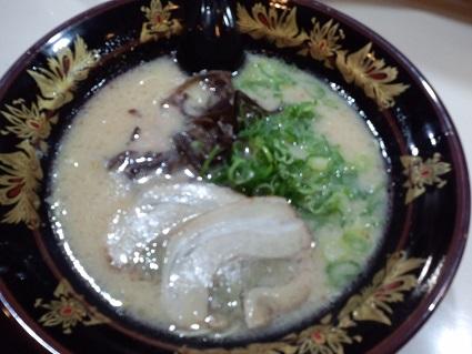 博多中須屋台ラーメン一竜レシピ
