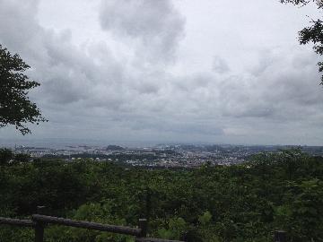 大丸山頂上(1)