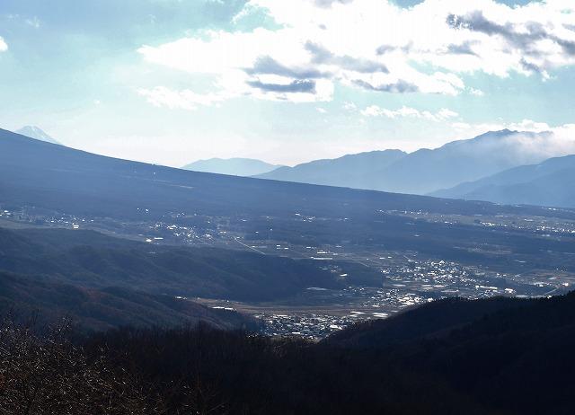 20131129レストランから富士山 (5)