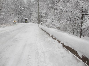 20131220御射鹿池と3号カーブの雪情報 (21)