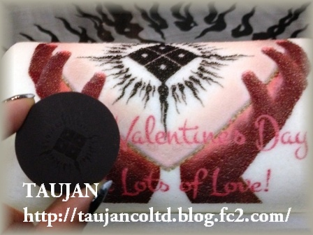 TAUJAN 2014 バレンタイン ケーキ&チョコレート
