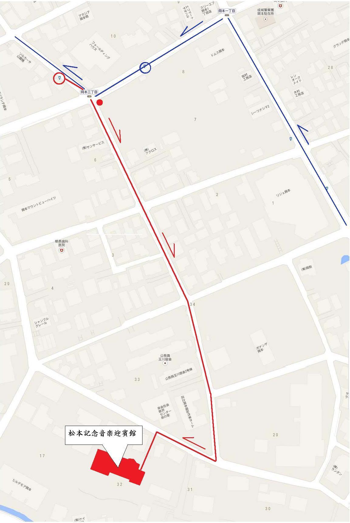松本記念音楽迎賓館地図Web用