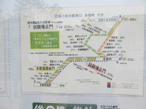 20130713・多磨1-22大