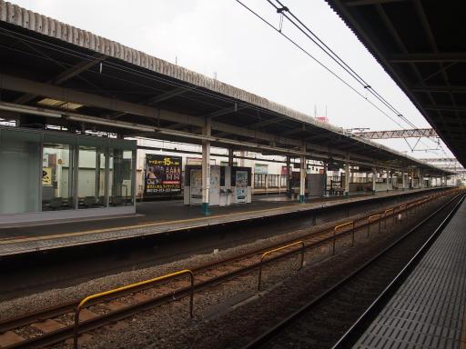 20130811・阿佐ヶ谷七夕空04・阿佐ヶ谷駅