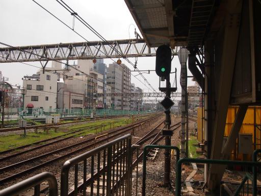 20130811・阿佐ヶ谷七夕空03・荻窪駅