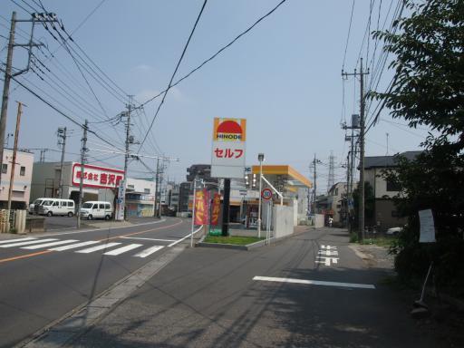 20130811・阿佐ヶ谷七夕空01・大