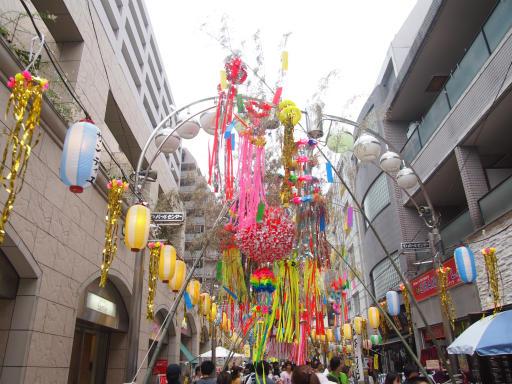 20130811・阿佐ヶ谷七夕空07