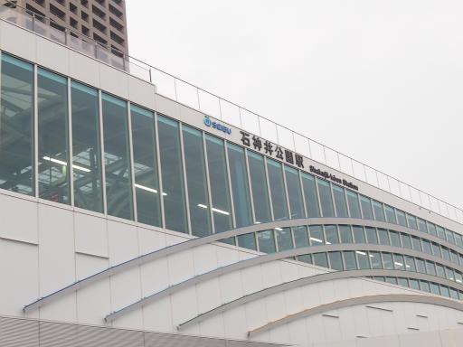 20130811・阿佐ヶ谷七夕空16・石神井公園駅
