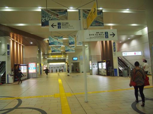 20130811・阿佐ヶ谷七夕駅2-10