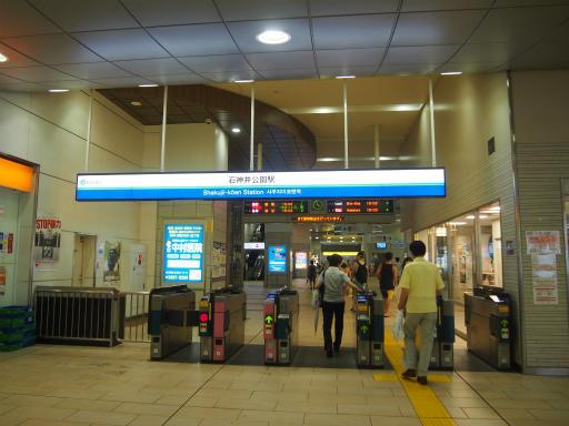 20130811・阿佐ヶ谷七夕駅2-09