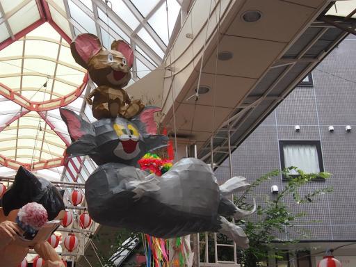 20130811・阿佐ヶ谷七夕飾り36