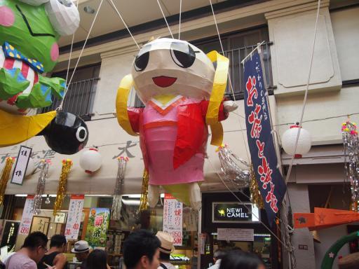 20130811・阿佐ヶ谷七夕飾り35