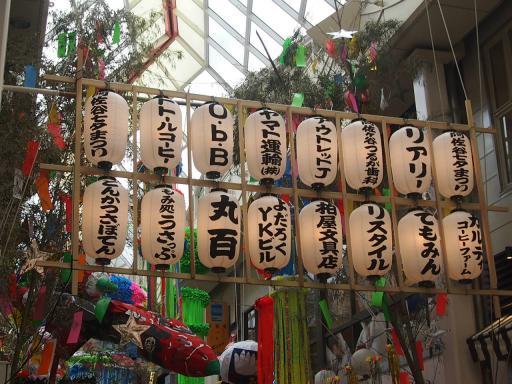 20130811・阿佐ヶ谷七夕飾り31