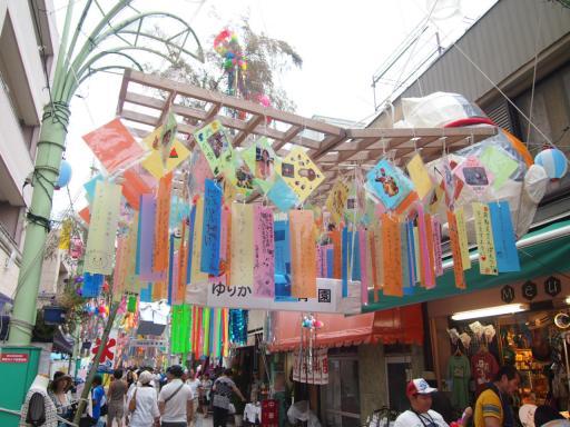20130811・阿佐ヶ谷七夕飾り52