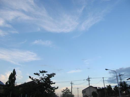 20130909・病院の日の前に11・竜のいる空