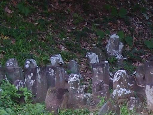 20130921・ビミョー9・群馬墓参り・首がないし