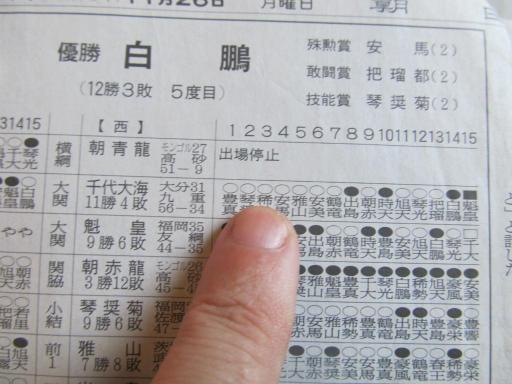 20130919・相撲45-15