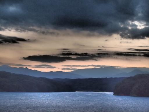 20130928・空04・狭山湖