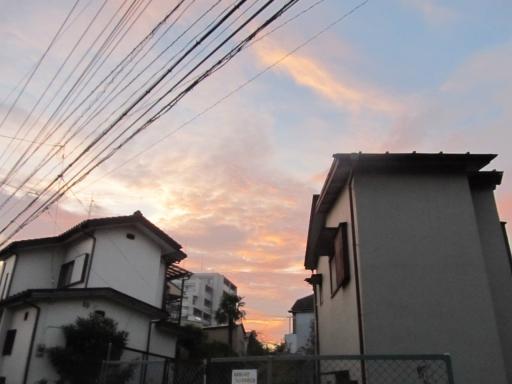 20131008・朝焼け04