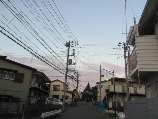 20131008・朝焼け11
