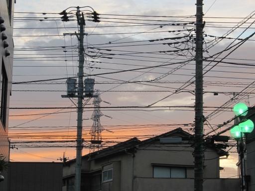 20131008・朝焼け10