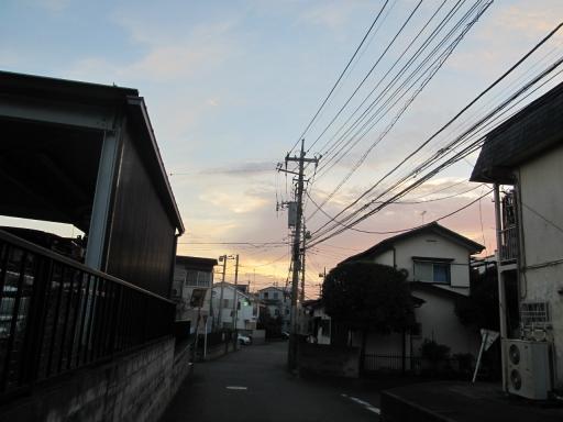 20131008・朝焼け17