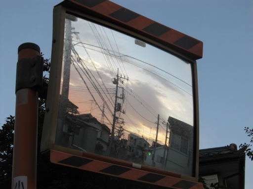 20131008・朝焼け15