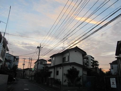 20131008・朝焼け13
