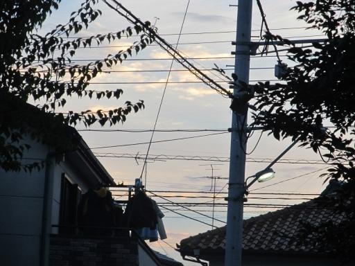 20131008・朝焼け24