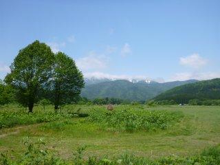 s0475km付近和賀岳方面
