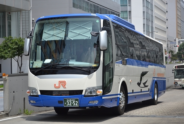 北九州一人旅 : JR東海バス2013年新車