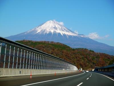 25年12月14日の富士山