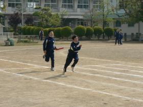 リレー練13-2