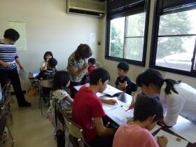 夏学習13-4