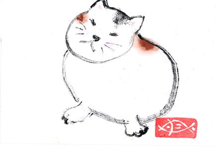 三毛猫0116