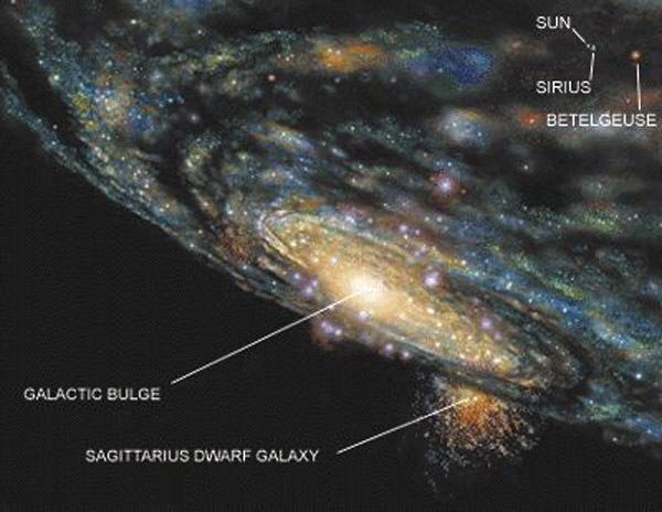 銀河の辺境なimage